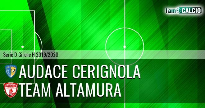 Audace Cerignola - Team Altamura