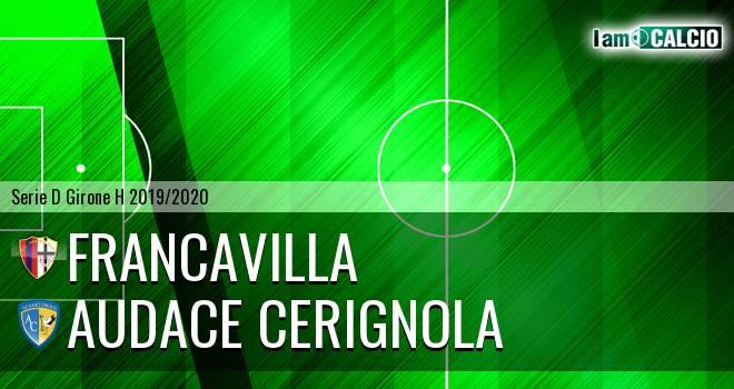 Francavilla - Audace Cerignola
