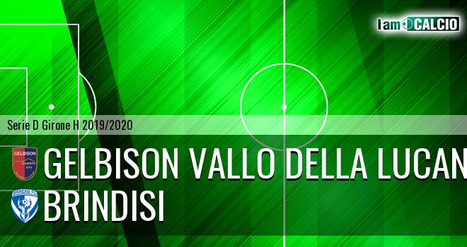 Gelbison Vallo Della Lucania - Brindisi