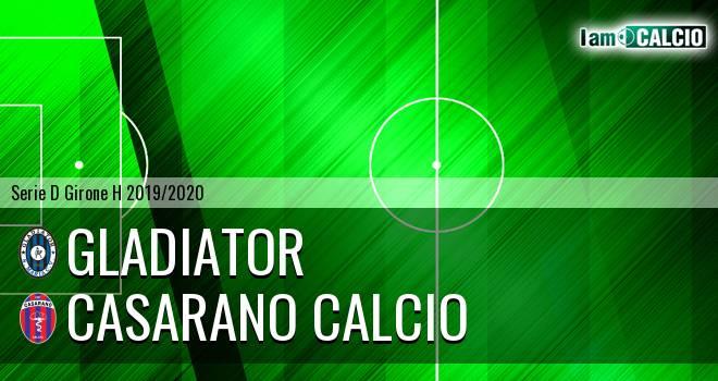 Gladiator - Casarano Calcio