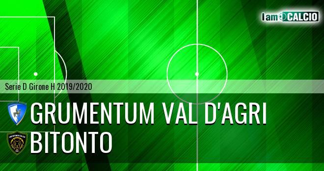 Grumentum Val d'Agri - Bitonto Calcio