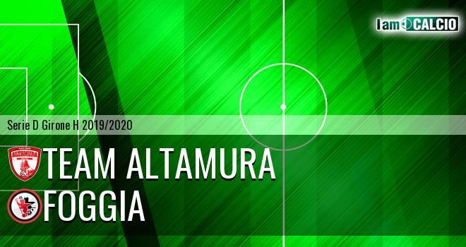 Team Altamura - Foggia