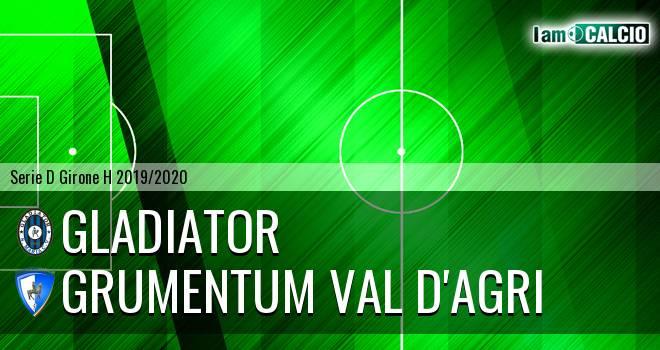 Gladiator - Grumentum Val d'Agri