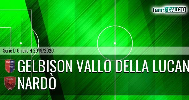 Gelbison Vallo Della Lucania - Nardò