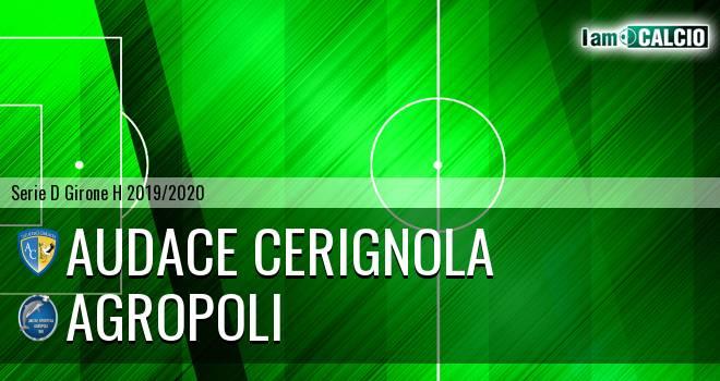 Audace Cerignola - Agropoli