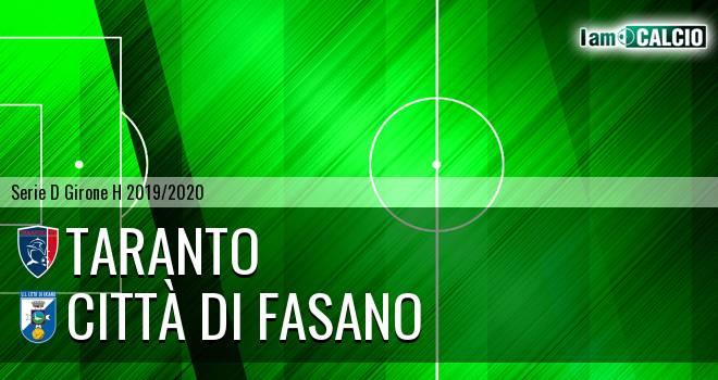Taranto - Città di Fasano