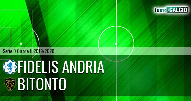 Fidelis Andria - Bitonto Calcio