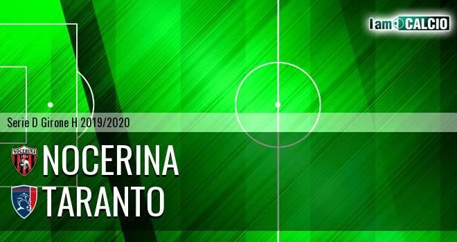 Nocerina - Taranto