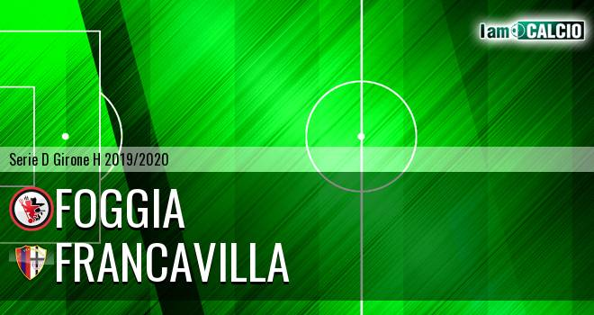 Foggia - Francavilla