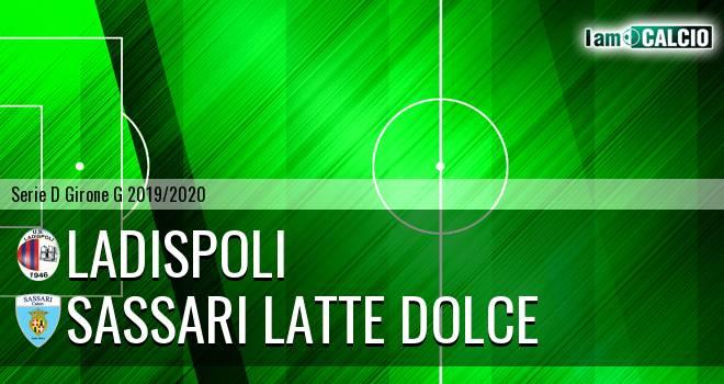 Ladispoli - Sassari Latte Dolce