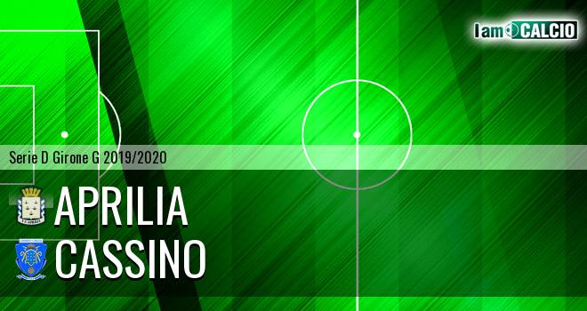 Aprilia - Cassino