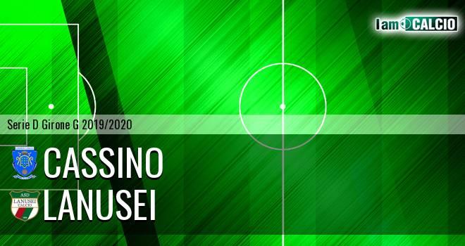 Cassino - Lanusei