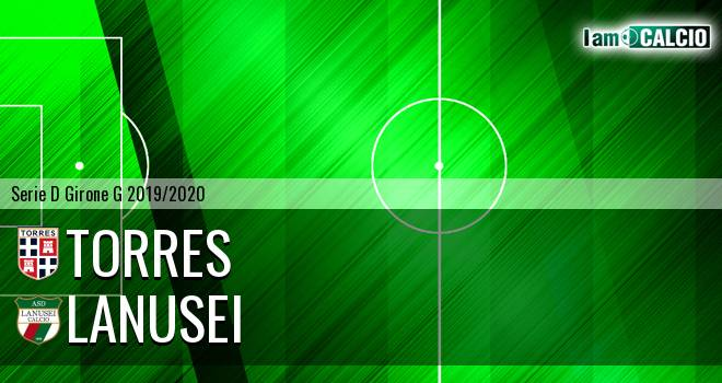 Torres - Lanusei