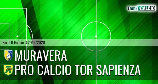 Muravera - Pro Calcio Tor Sapienza