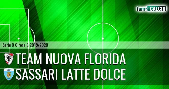 Team Nuova Florida - Sassari Latte Dolce
