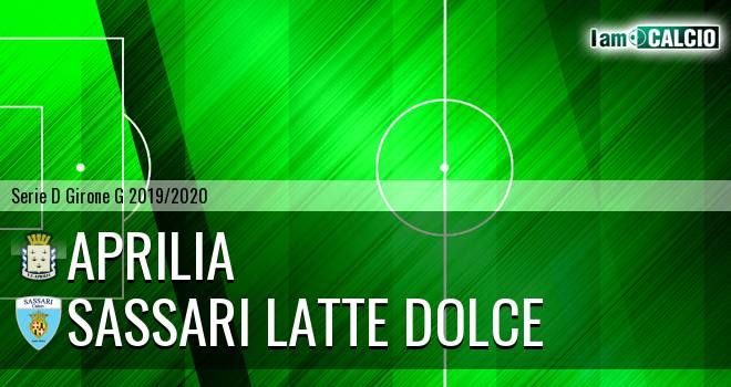Aprilia - Sassari Latte Dolce
