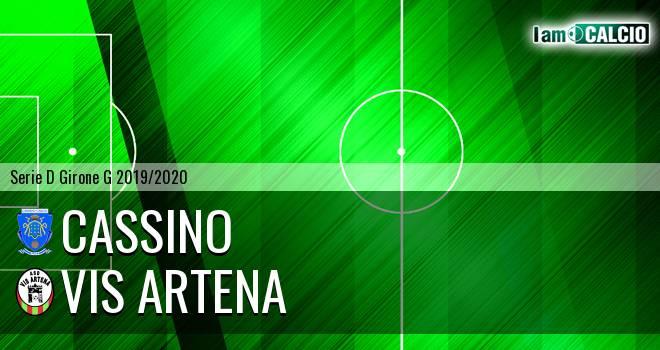 Cassino - Vis Artena