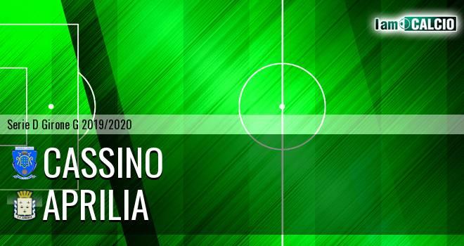 Cassino - Aprilia