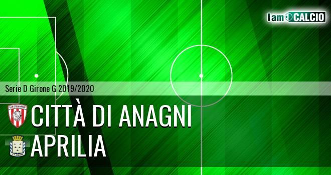 Città di Anagni - Aprilia