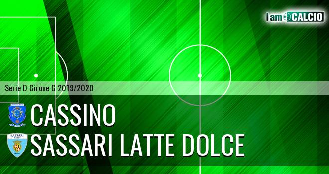 Cassino - Sassari Latte Dolce