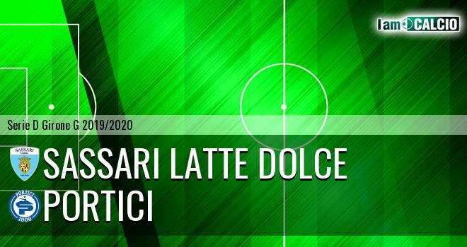 Sassari Latte Dolce - Portici