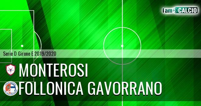Monterosi - Follonica Gavorrano