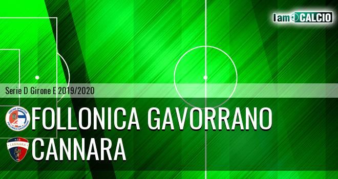 Follonica Gavorrano - Cannara