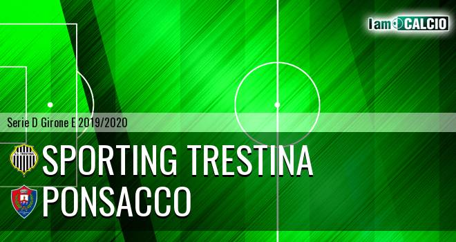 Sporting Trestina - Ponsacco