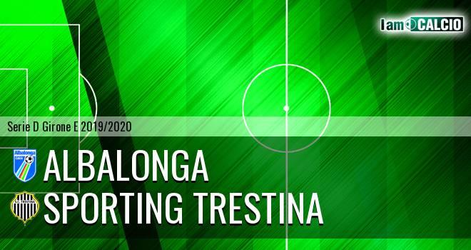 Albalonga - Sporting Trestina