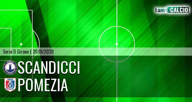 Scandicci - Pomezia