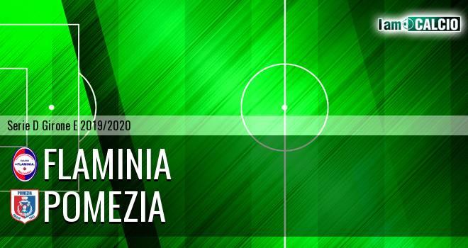 Flaminia - Pomezia
