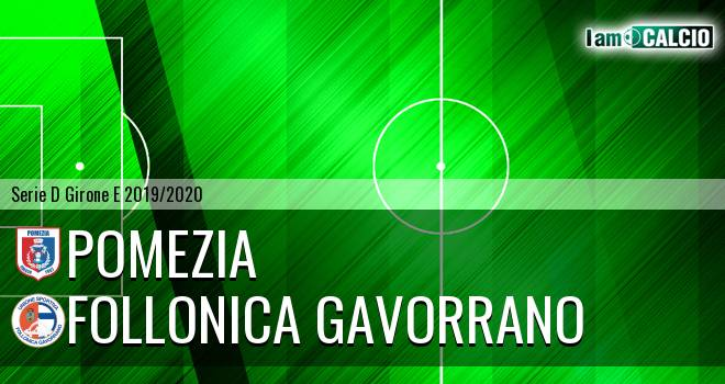 Pomezia - Follonica Gavorrano