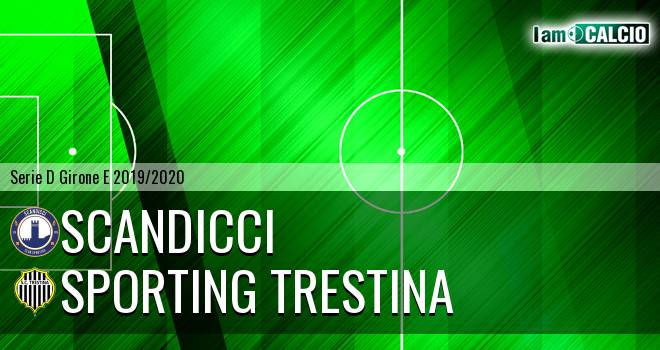 Scandicci - Sporting Trestina