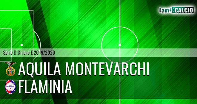 Aquila Montevarchi - Flaminia