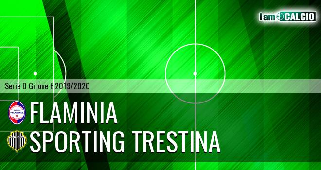 Flaminia - Sporting Trestina