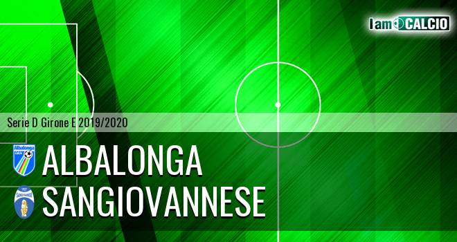 Albalonga - Sangiovannese