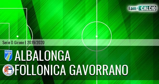 Albalonga - Follonica Gavorrano