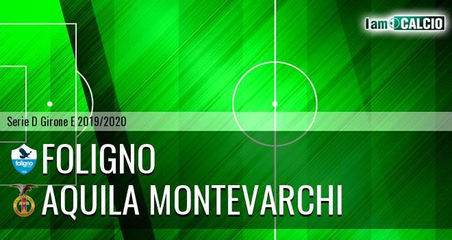 Foligno - Aquila Montevarchi