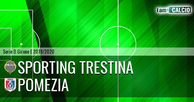 Sporting Trestina - Pomezia