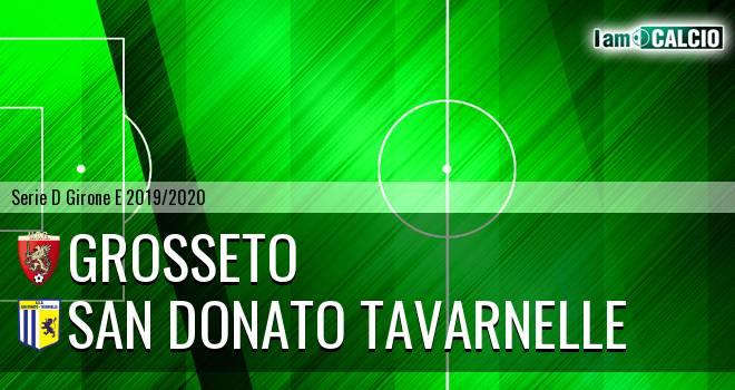 Grosseto - San Donato Tavarnelle