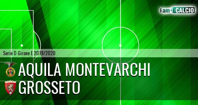 Aquila Montevarchi - Grosseto