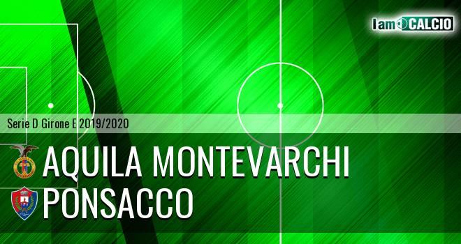 Aquila Montevarchi - Ponsacco