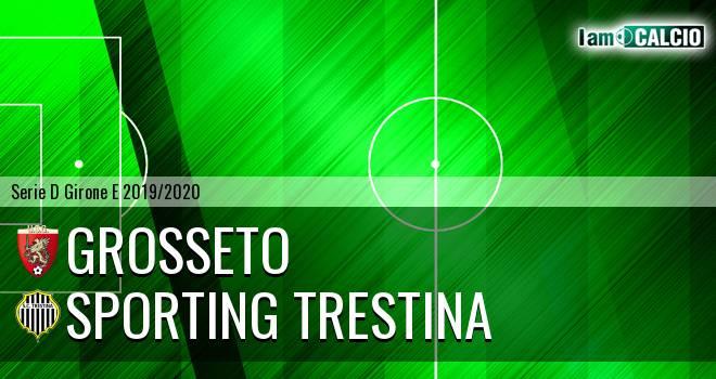 Grosseto - Sporting Trestina