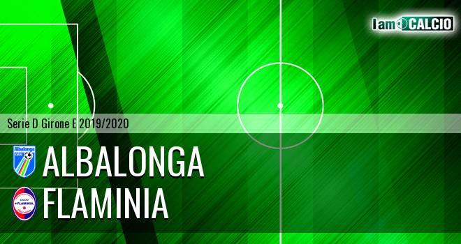 Albalonga - Flaminia