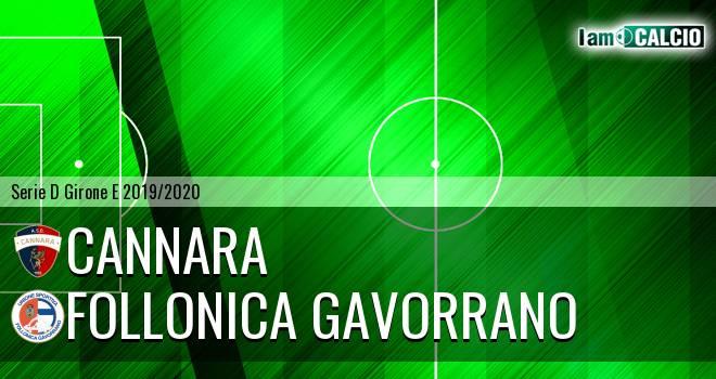 Cannara - Follonica Gavorrano