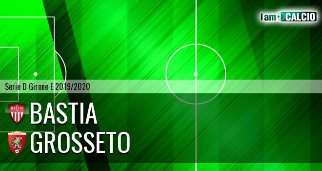 Bastia - Grosseto