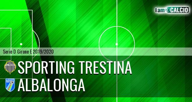 Sporting Trestina - Albalonga
