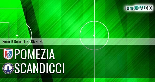 Pomezia - Scandicci