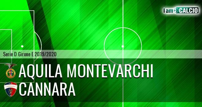 Aquila Montevarchi - Cannara