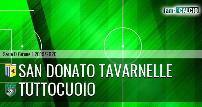 San Donato Tavarnelle - Tuttocuoio